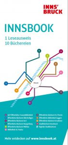 Grafik aller innsbook Büchereien
