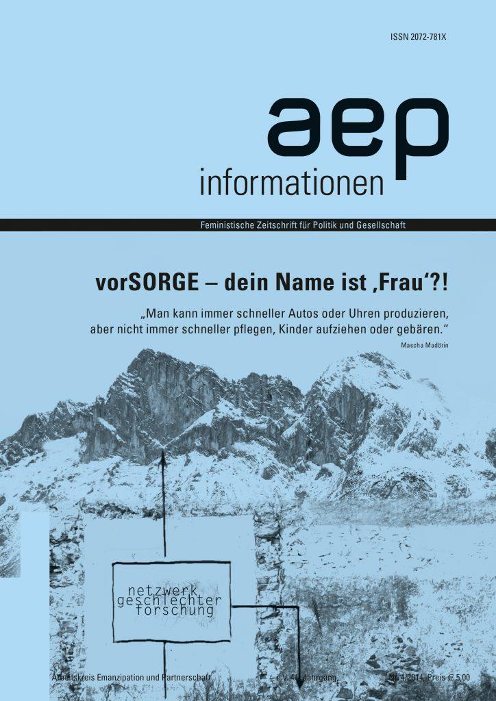 aep informationen 2014/04