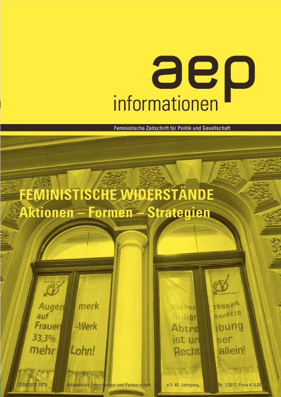 aep informationen 2013/1