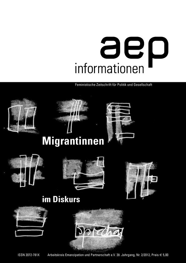 aep informationen 2012/2