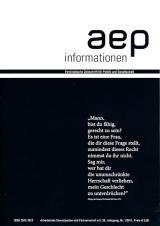 aep informationen 2011/1