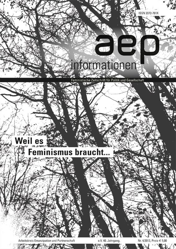 aep informationen 2013/4