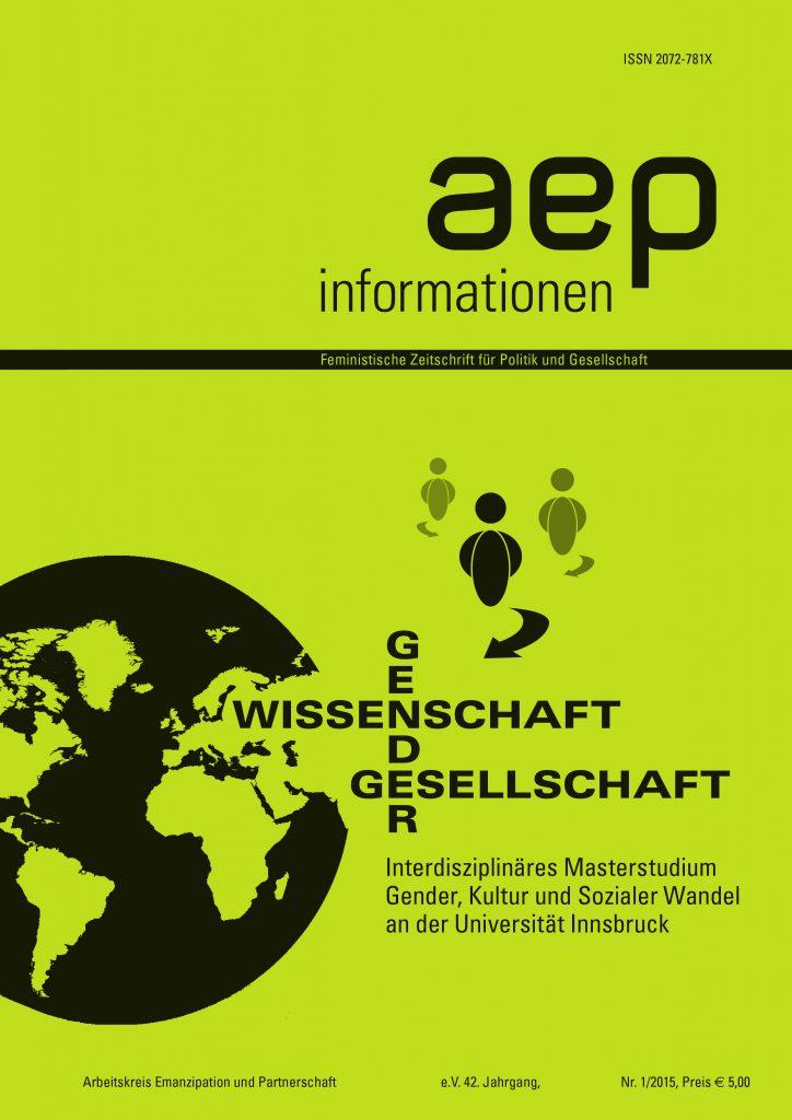 aep informationen 2015/1