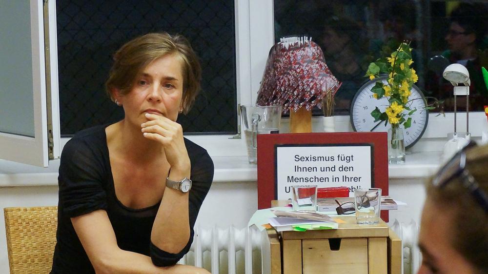 Lesung Judith Klemenc