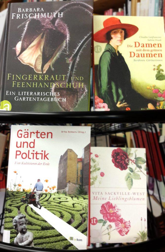 Bücher über Frauen und ihre Gärten